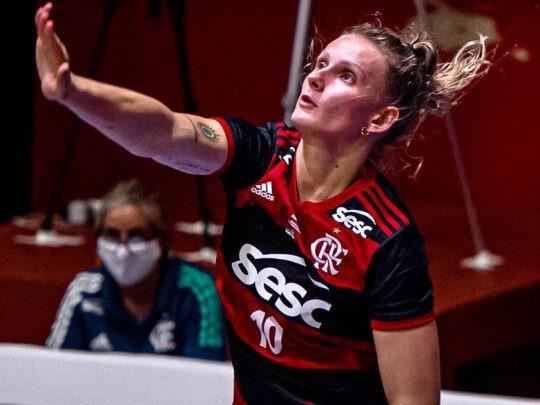 AO VIVO: Flamengo/Sesc-RJ x São Caetano – 21:15h
