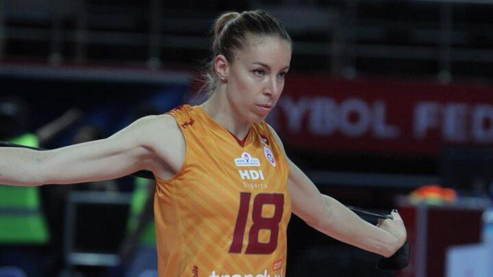 Dobriana Rabadzhieva é novo reforço do Sesi Vôlei Bauru