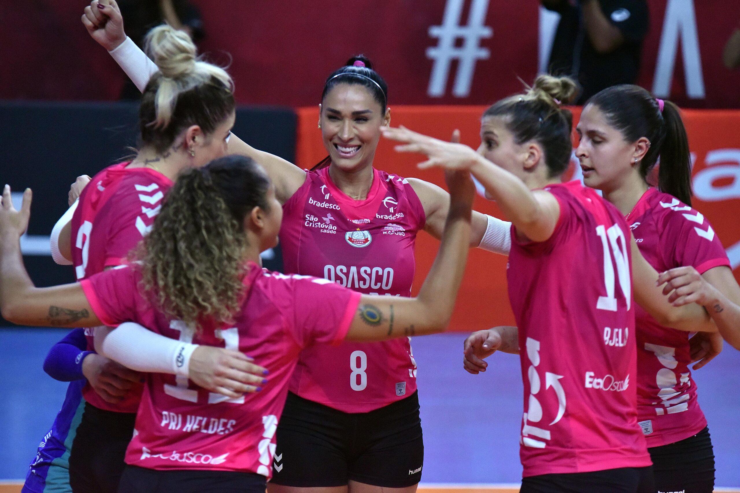 Ao vivo: OSASCO x CURITIBA – Superliga Feminina 12/03 – 19h