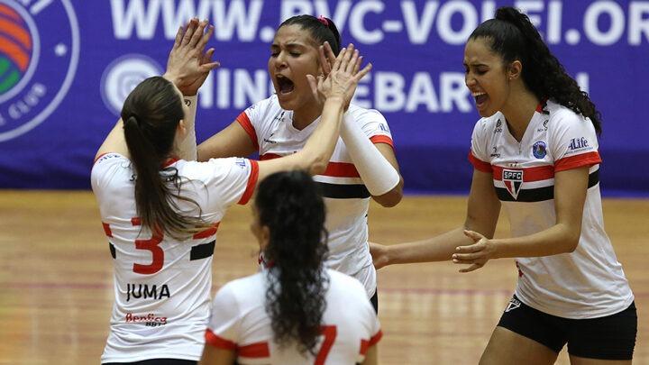 AO VIVO: SÃO PAULO/BARUERI X PRAIA CLUBE – 01/12