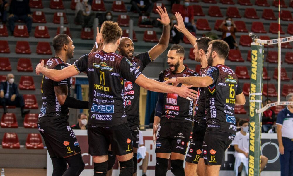 AO VIVO: Lube Civitanova vs Piacenza – 05/01 – 14h