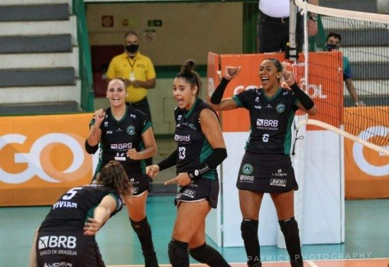 Ao vivo: BRASILIA VÔLEI x CURITIBA VÔLEI – Superliga Feminina 2020/21