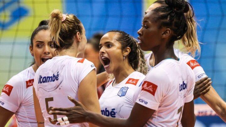 Itambé Minas vence de virada e está na final da Superliga Feminina