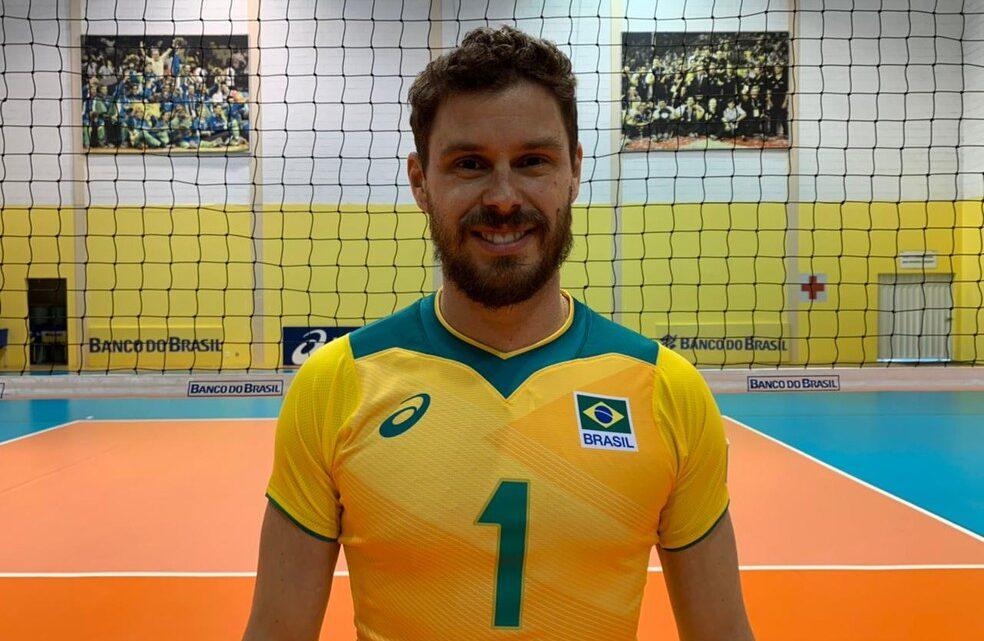 Veja novos uniformes das seleções de vôlei para Olimpíadas