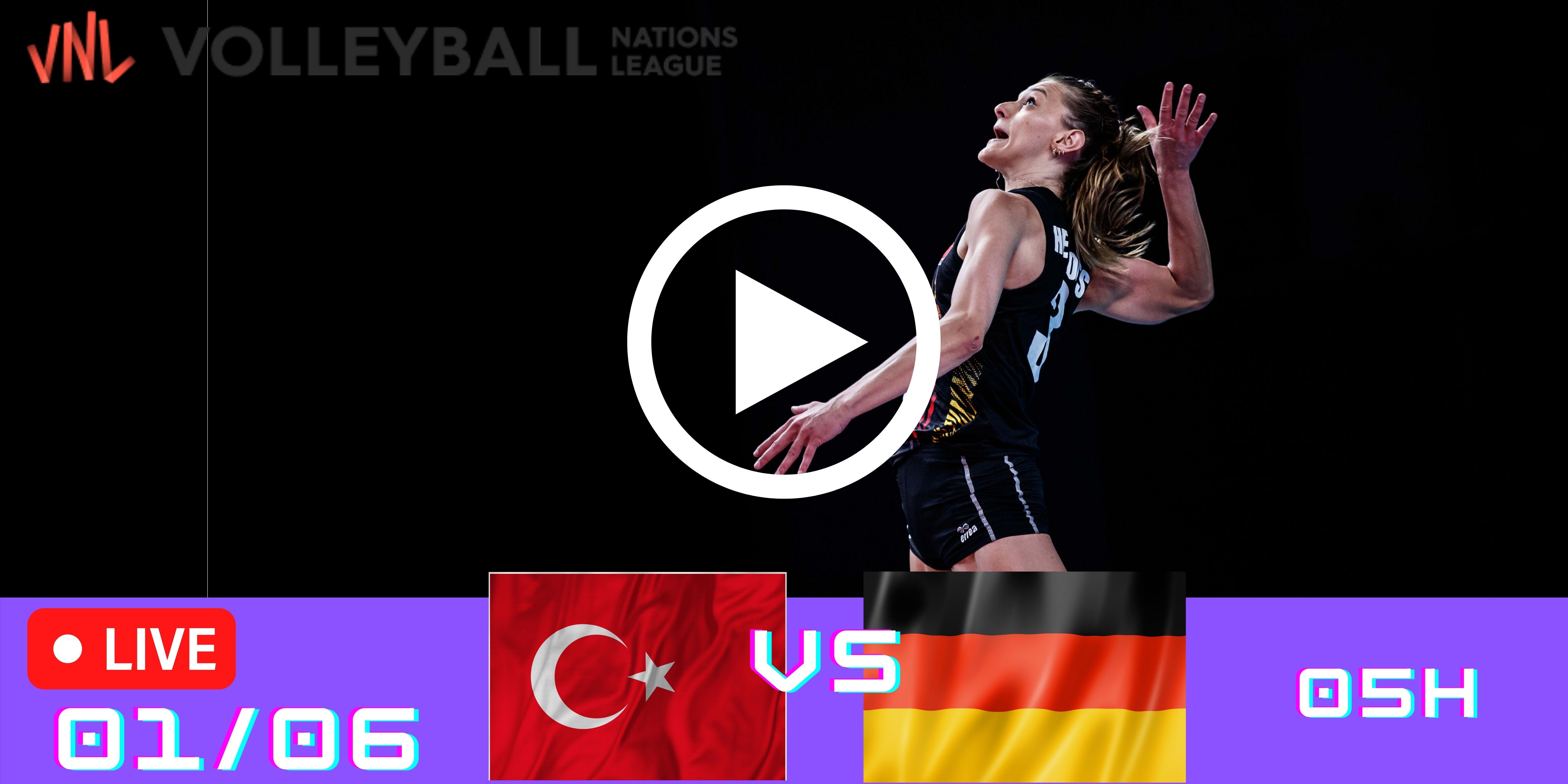Resultado: Turquia vs Alemanha – Liga das Nações – 01/06/2021