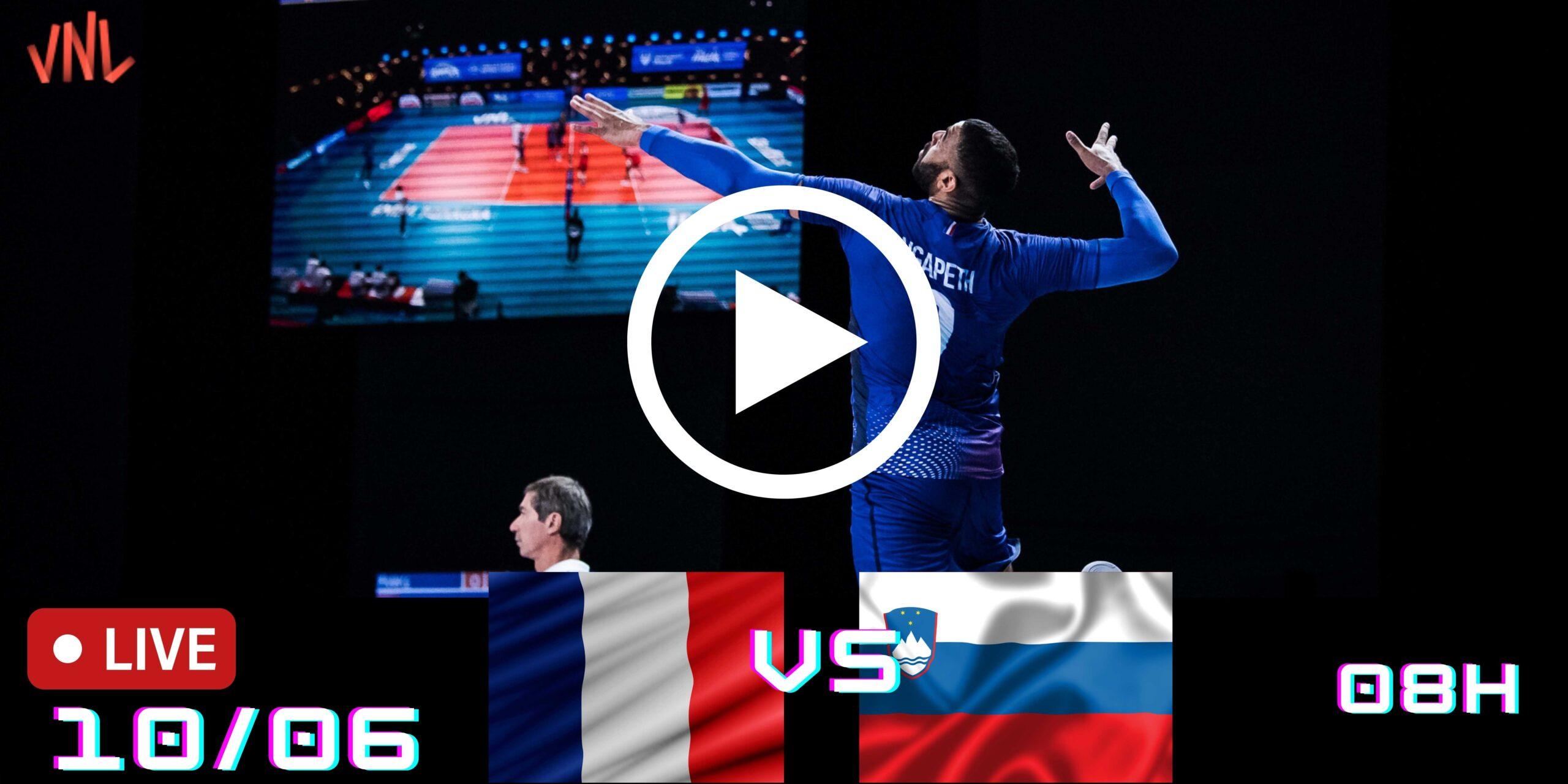 Resultado: França 2 vs 3 Eslovênia – Liga das Nações – 10/06/2021