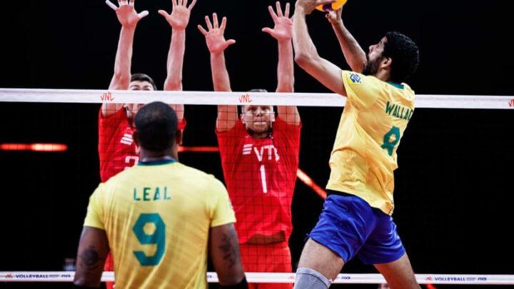 Jogo gravado Brasil x Rússia – Liga das Nações 23/06/2021